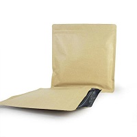 jerky paper pouch with zipper