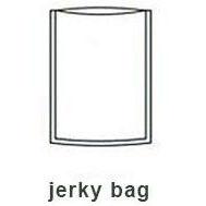 jerky bag for food