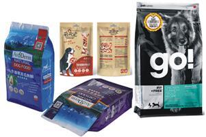 2.5kg dog food bags