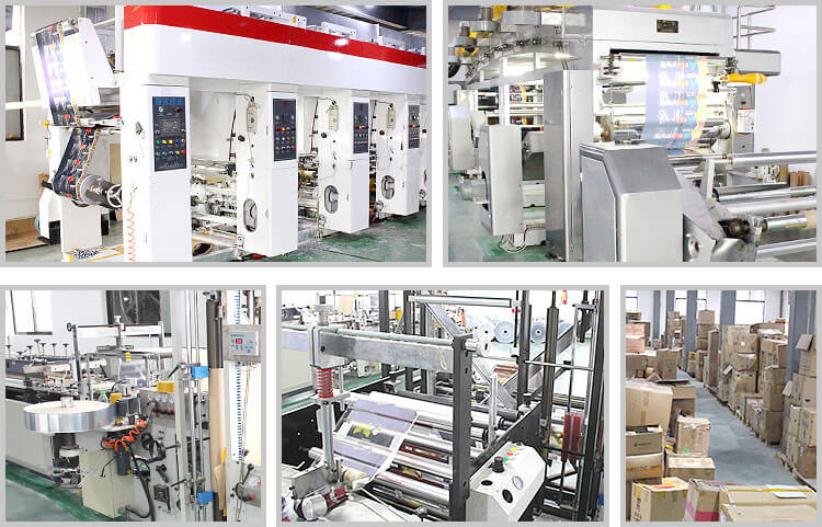 packaging bags machine