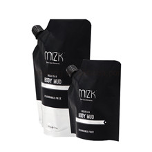 High-quality print stand up doypack liquid packaging bag