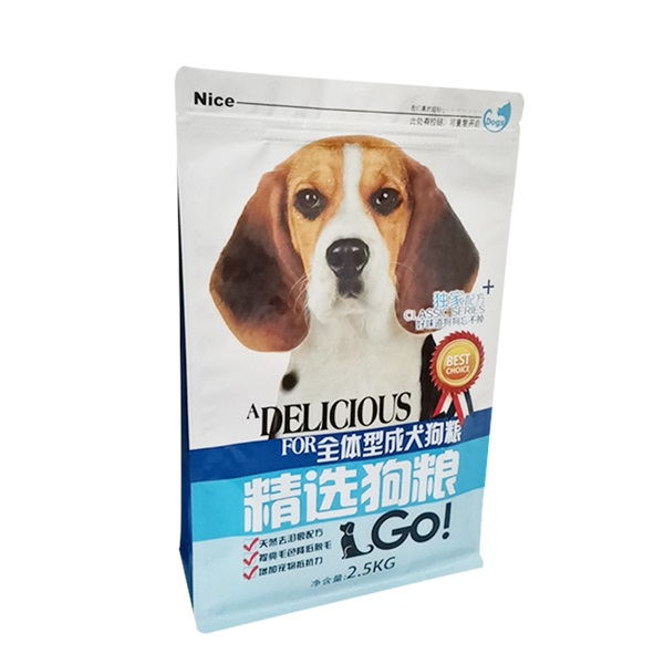 dog food bag