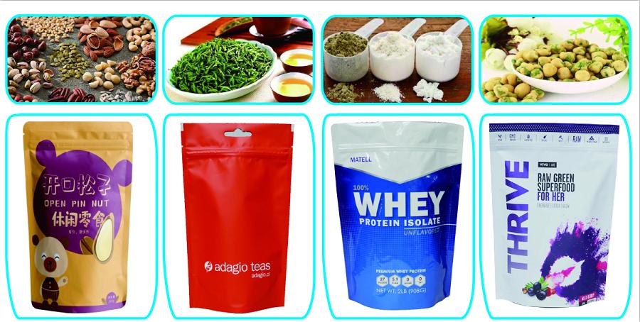 degradable packaging bag