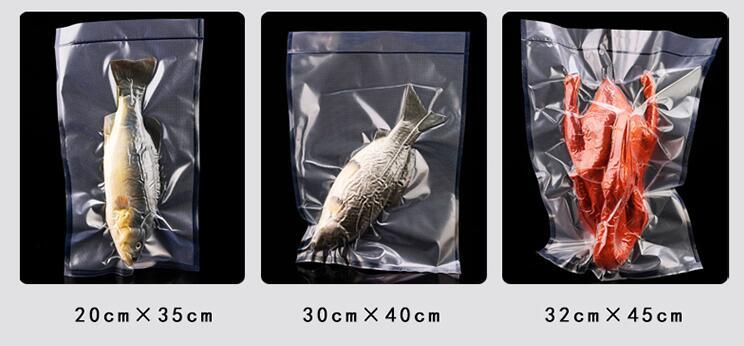 vacuum bag size 3