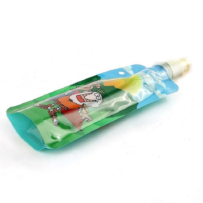 plastic bag for fruit juice